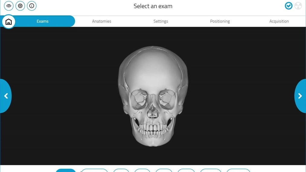 GiANO HR 3D Dentition Acquisition