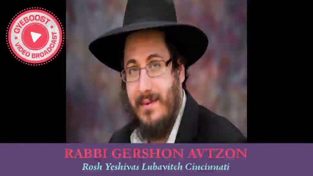 675 - Rabbi Gershon Avtzon - La Hei de Abraham [Lej Leja]