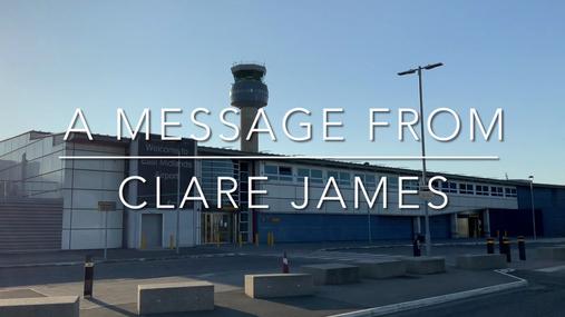 Clare James Vlog - 18 November