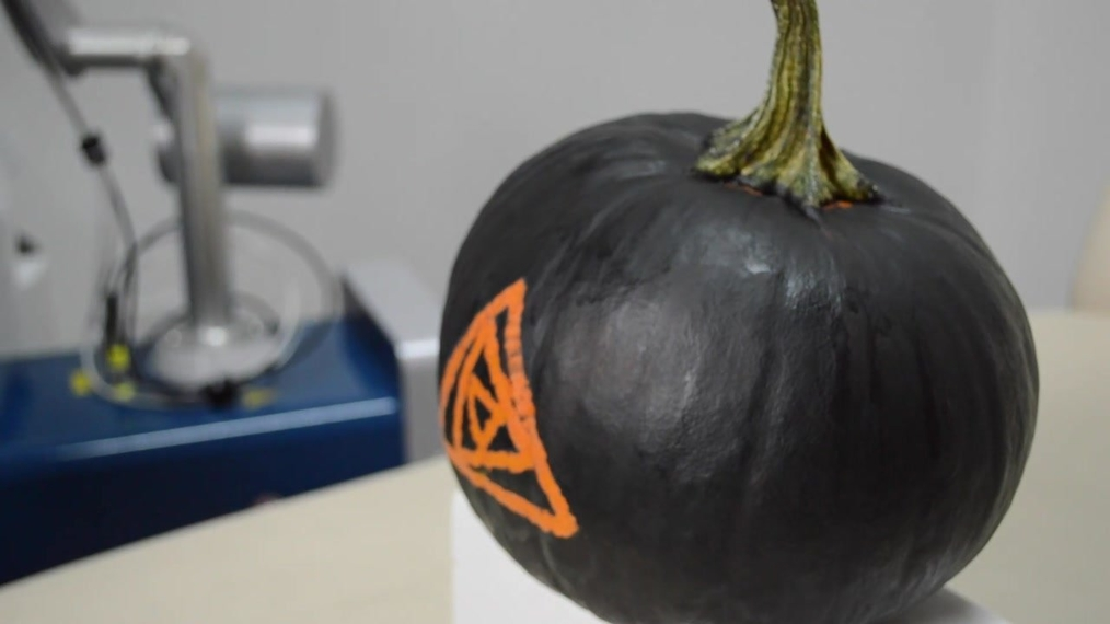 Ask Astanza - Carving Pumpkins with Lasers for Halloween!
