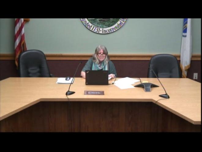 Belchertown Select Board 09-29-2020