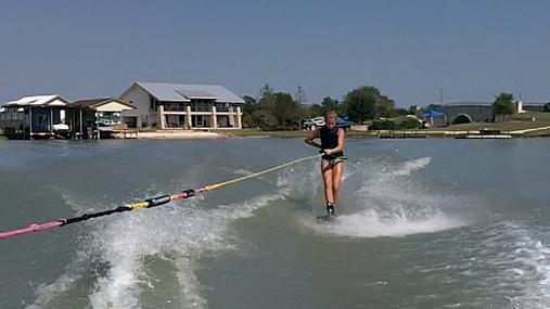 Claire Covington G3 Round 2 Pass 1