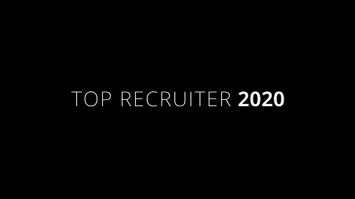 Promotion Top Recruiter 2020