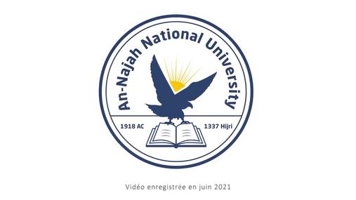 Université Nationale An-Najah (Palestine) v6.mp4