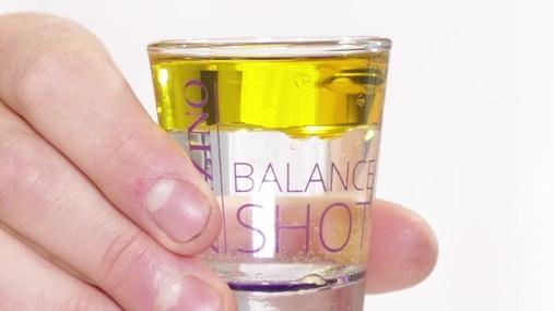 Take your #BalanceShot - Here's to a life in balance