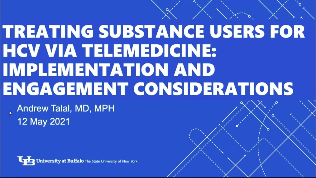 Treating Substance Users for HCV via Telemedicine: Implementation and Engagement Considerations