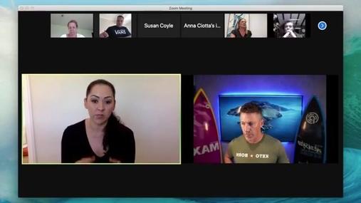 Keto Coaching with Joe Keto & Dr Tamara Stephens 3.6.21