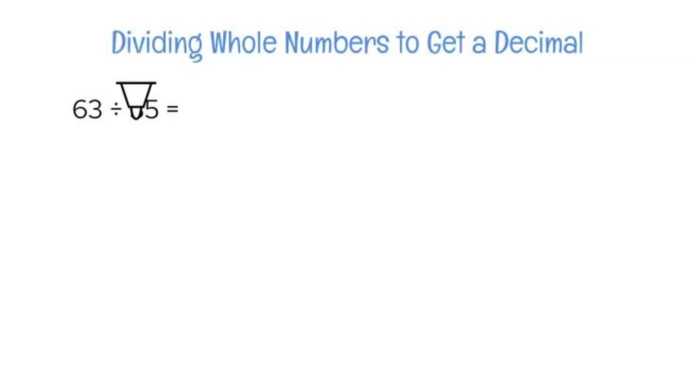 Review - Dividing Whole Numbers to Get a Decimal Example.mp4