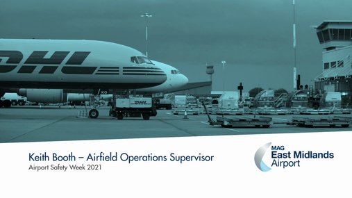 Airport Safety Week - Airfield Operations Supervisor