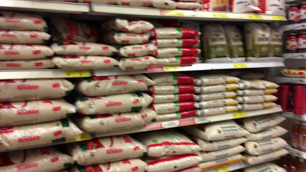 El Supermercado - Tanto arroz .MOV