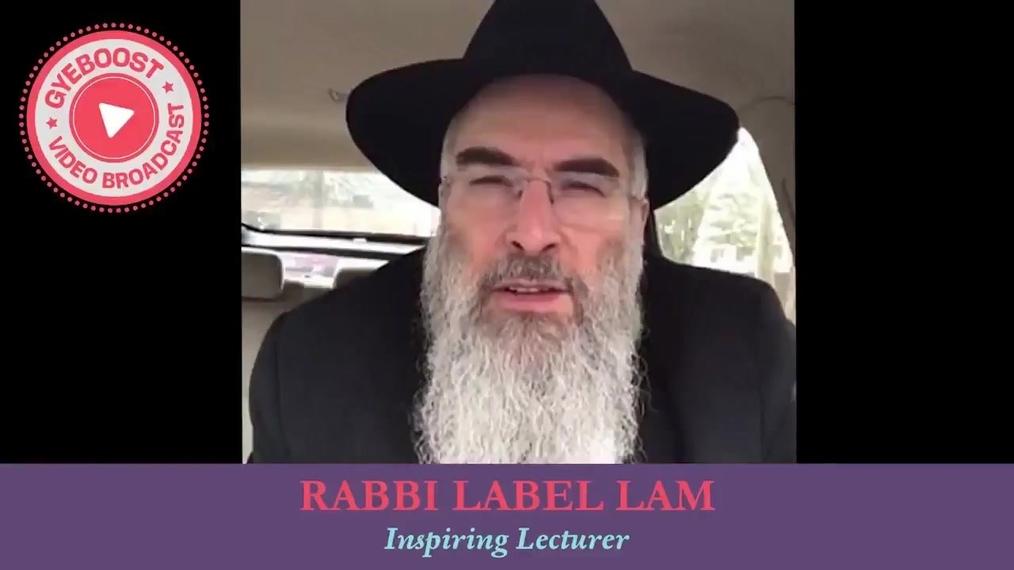 542 - Rabbi Label Lam - Domando a la bestia [Pesaj]