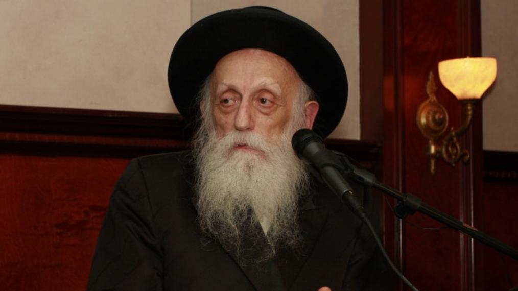 Rabbi Dr. Abraham Twerski