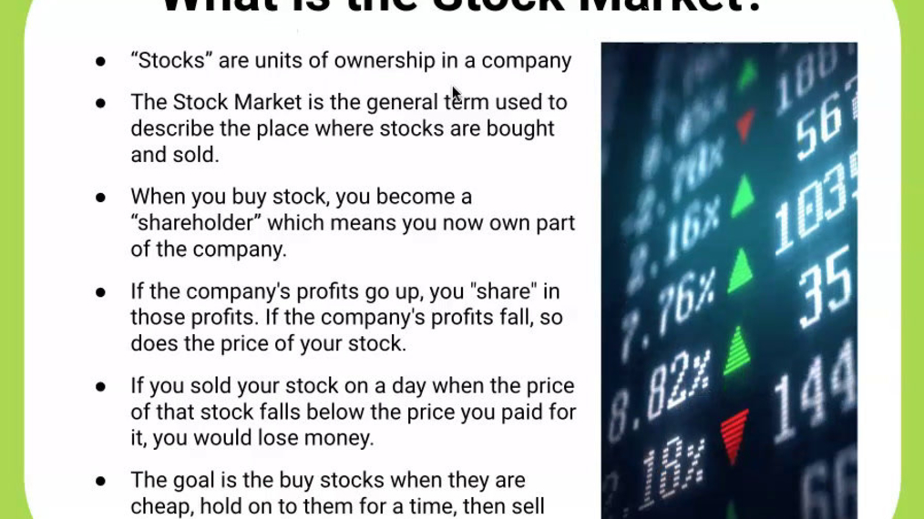 What is the Stock Market.mp4