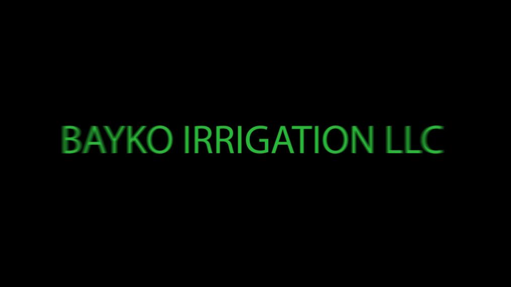 Lawn Sprinkler System Contractor in Bradenton FL, Bayko Irrigation LLC
