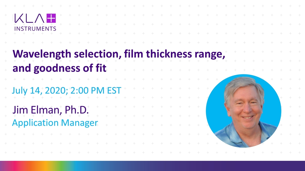 Wavelength selection, film thickness range and goodness of fit.mp4