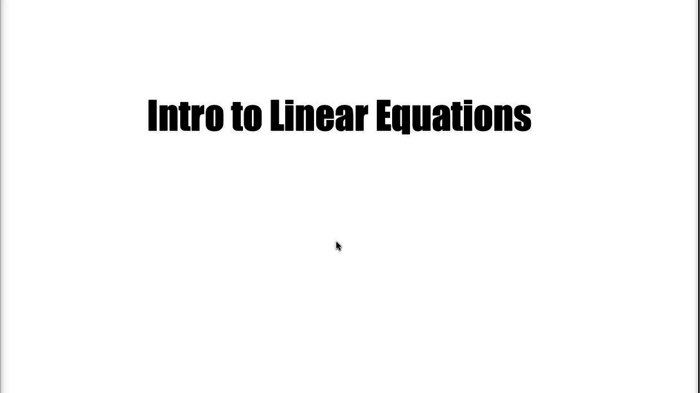 Math 8 Q1 Intro to Linear Equations.mp4