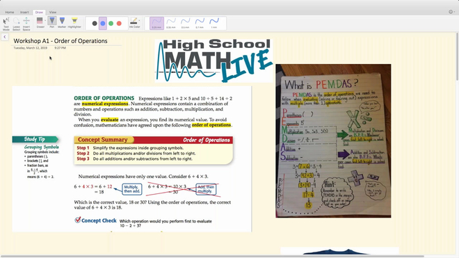 Brush Up Workshop A1 - Order of Operations.mp4