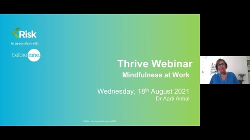 Time to Thrive_ Mindfulness at work.mp4