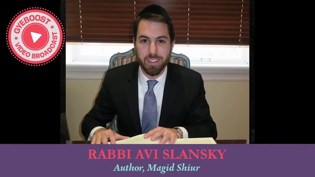666 - Rabbi Avi Slansky - La Llave al Corazón del Rey