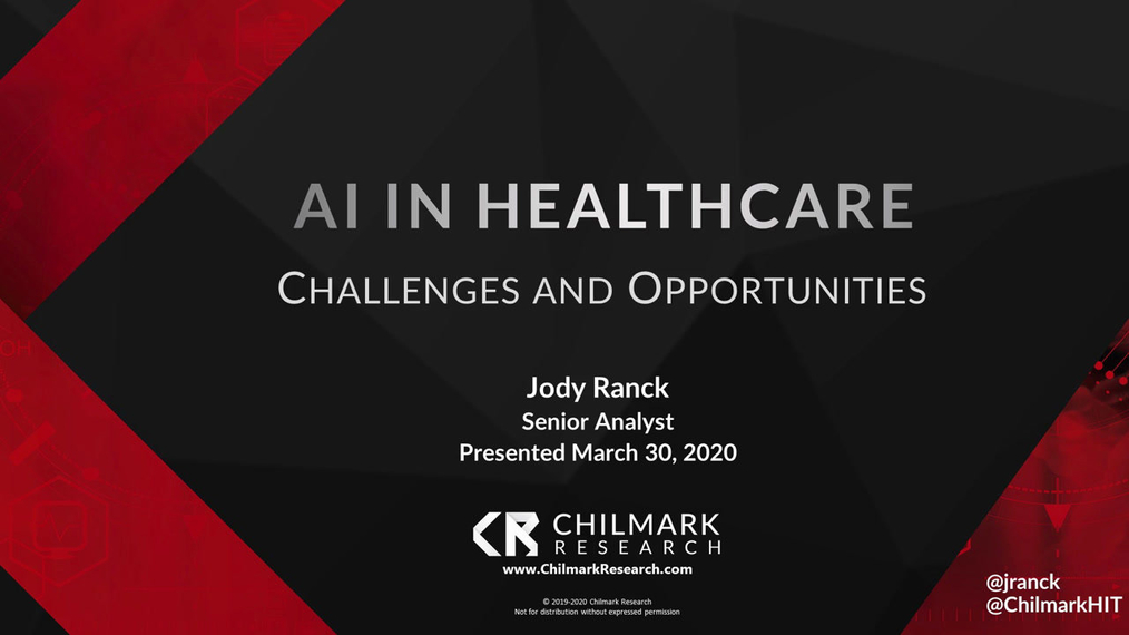 AI and ML In Healthcare Webinar.m4v