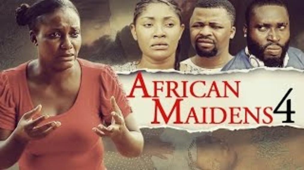 African Maiden Part 4