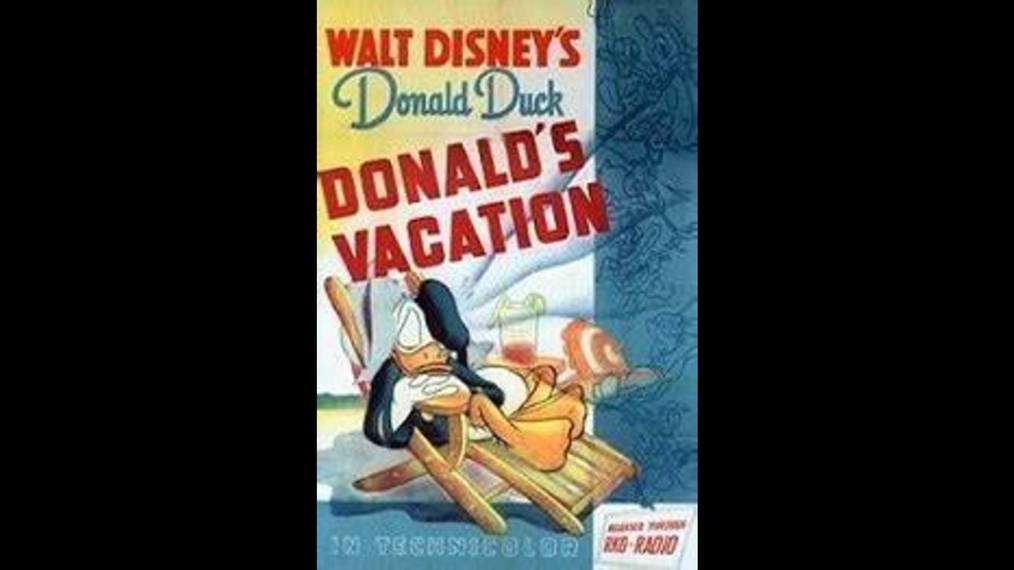 Donald Duck - Donald's Vacation