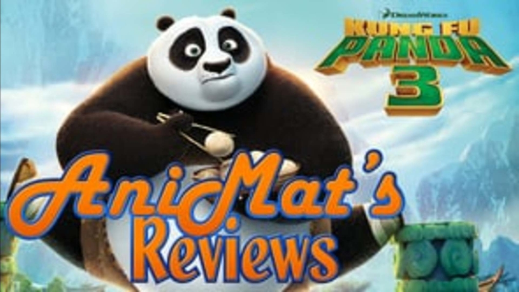 Animat's Review Kung Fu Panda 3