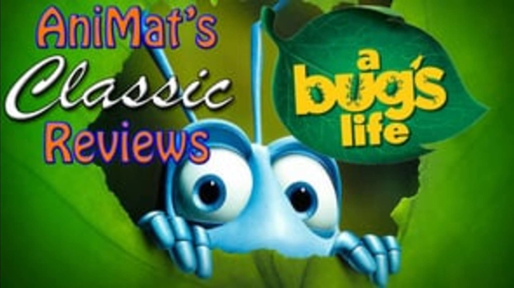 Animat's Review A Bug's Life Classic