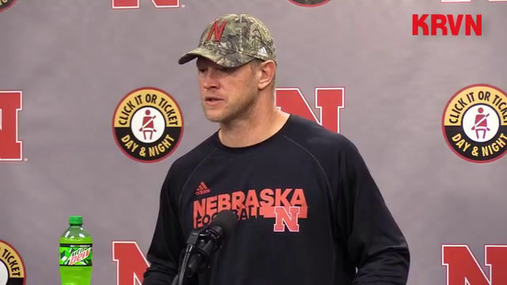 Scott Frost - Monday Press Conference (Oct 1, 2018)