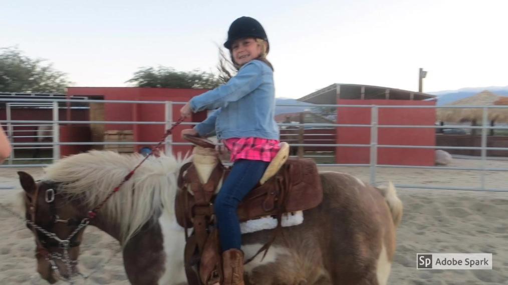 Isabella's Pony