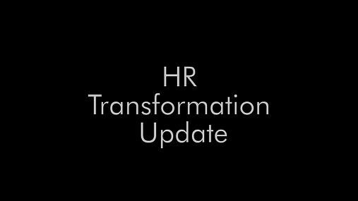 HR Transformation Update.wmv