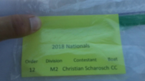 Christian Scharosch M2 Round 1 Pass 2
