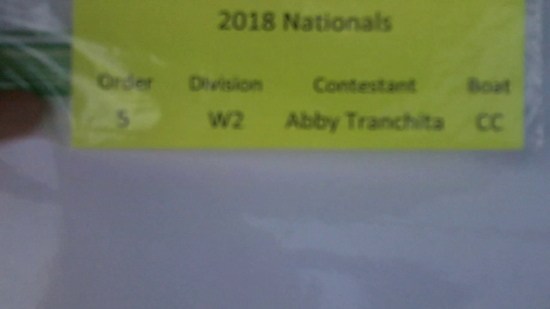 Abby Tranchita W2 Round 1 Pass 2
