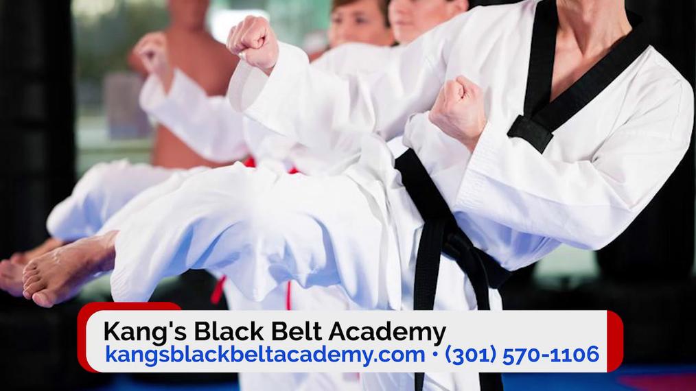 Martial Arts in Olney MD, Kang's Black Belt Academy
