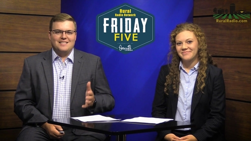 Friday Five - August 17 Edition