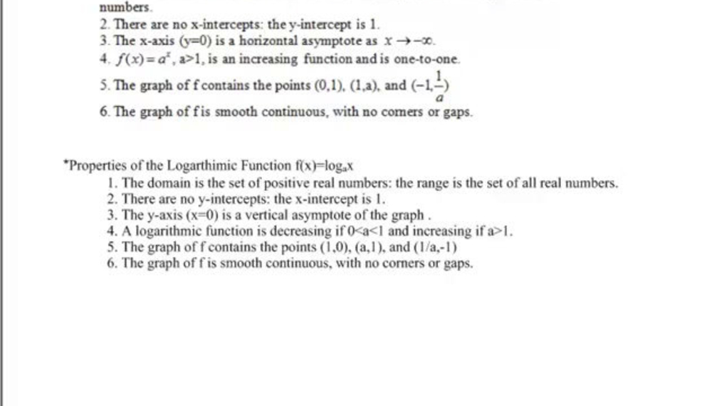 Graphing Logarithmic Functions.mp4