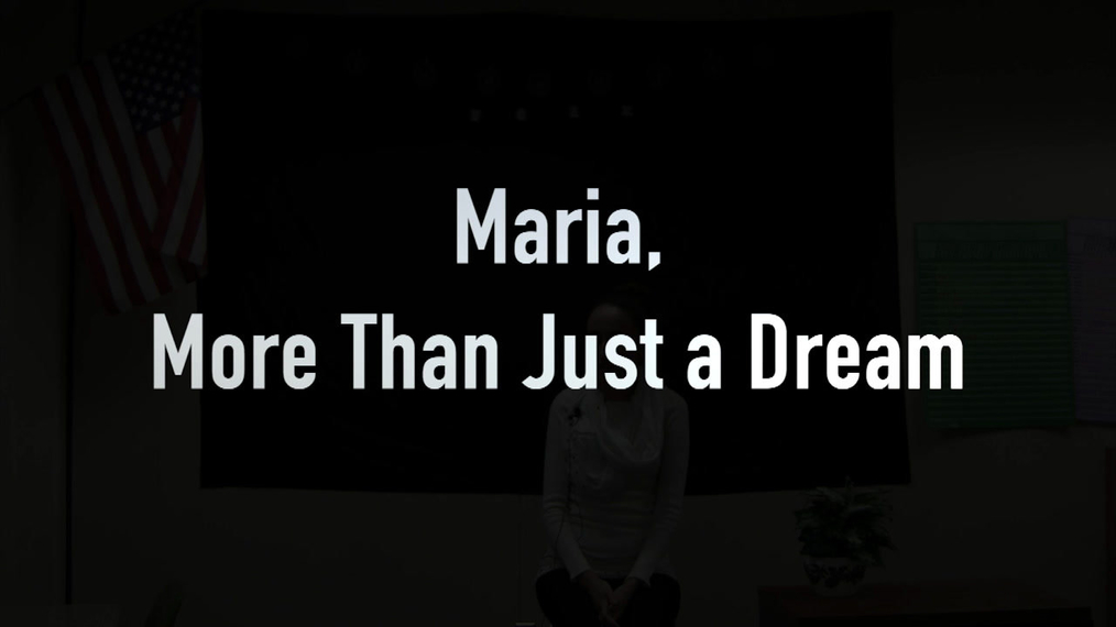 Maria - More Than Just a Dream