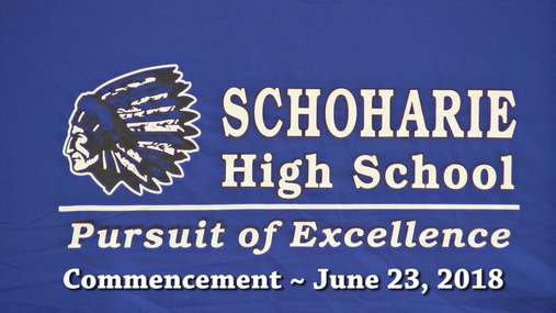 Schoharie Graduation 2018