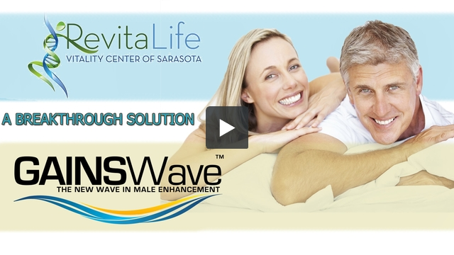 GAINSwave a breakthrough solution - the new wave in male enhancement