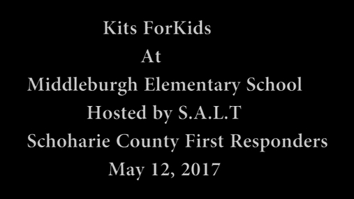 Kits For Kids Mbrg ES -- 4-12-2017