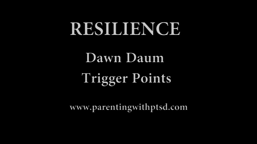 Resilience Dawn Daum -- 4-26-17