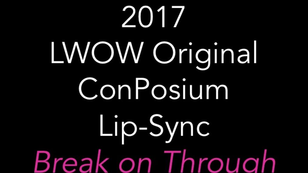 2017 LWOW O ConPosium Lip-Sync