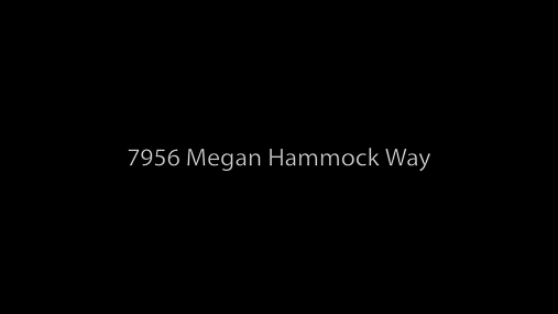 7956 Megan Hammock Way Slideshow|| Mischa.mp4
