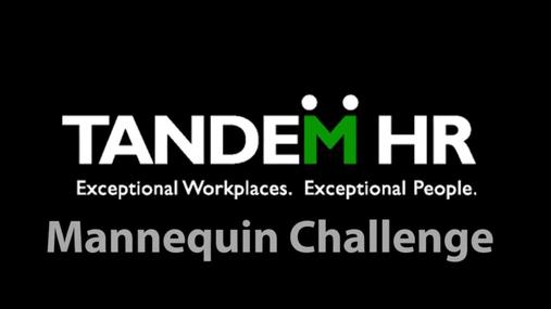 Tandem HR Mannequin Challenge