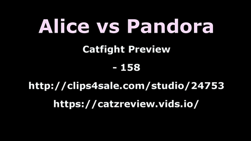 Alice vs Pandora preview 4K
