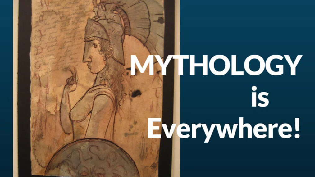 Mythology-Mythology is Everywhere