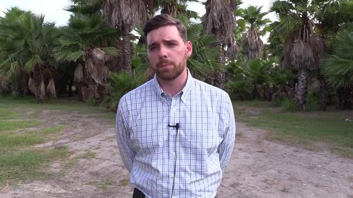Daniel Perkins Manager of Gavilon in Progreso TX talks of grain movement & NAFTA