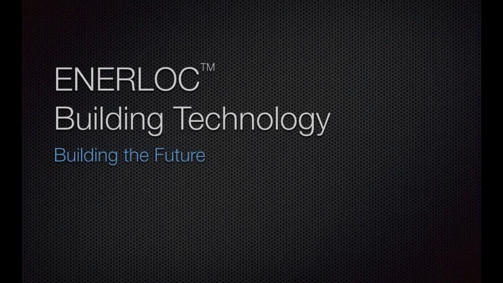 A.  ENERLOC Building Technology INTRODUCTION