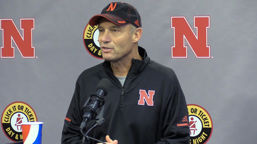 Riley Reflects His Tenure at Nebraska