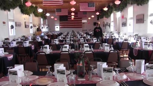 150 Years of Nebraska Ag History: Fort Robinson Christmas Dinner